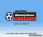 WORLD SOCCER WINNING ELEVEN 2002 (JAPAN)