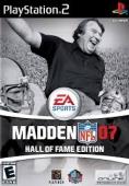 MADDEN NFL 07 - HALL OF FAME EDITION (USA)