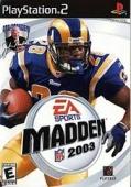 MADDEN NFL 2003 (USA)
