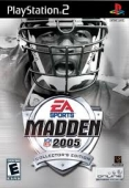 MADDEN NFL 2005 COLLECTOR'S EDITION (USA)
