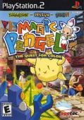 MAGIC PENGEL - THE QUEST FOR COLOR (USA)
