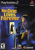 OPERATIVE, THE - NO ONE LIVES FOREVER (USA)