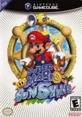 SUPER MARIO SUNSHINE (NTSC) OPEN MATTE VERSION + WIDESCREEN START DOLS