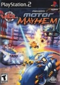 VEHICULAR COMBAT LEAGUE PRESENTS - MOTOR MAYHEM (USA)