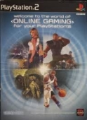 WELCOME TO THE WORLD OF ONLINE GAMING FOR YOUR PLAYSTATION 2 (USA)