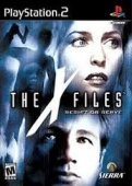 X-FILES, THE - RESIST OR SERVE (EUROPE)
