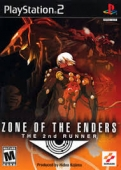 ZONE OF THE ENDERS - THE 2ND RUNNER - SPECIAL EDITION (EUROPE)